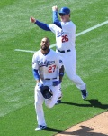 LOS ANGELES DODGERS VS ST.LOUIS CARDINALS