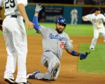 LOS ANGELES DODGERS VS FLORIDA MARLINS