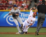 LOS ANGELES DODGERS VS CINCINNATI REDS