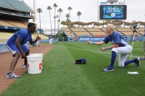 LOS ANGELES DODGERS VS HOUSTON ASTROS