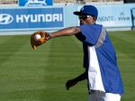 Dodgers Winter Development workout