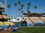 Dodgers Winter Development workout