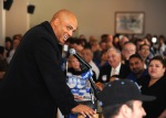 Dodgers Winter Development visit season ticket luncheon