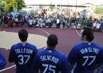"Los Angeles Dodgers Winter Development visit ""A Place Called Home"""