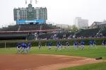 LOS ANGELES DODGERS VS CHICAGO CUBS