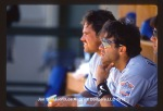 Mike Piazza and Eric Karros March 1998    © Jon SooHoo/Los Angeles Dodgers
