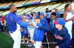 LOS ANGELES DODGERS @ NEW YORK METS