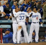 LOS ANGELES DODGERS V CHICAGO WHITE SOX