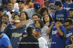 LOS ANGELES DODGERS VS SAN DIEGO PADRES