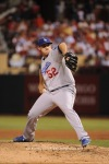 LOS ANGELES DODGERS AT ST.LOUIS CARDINALS