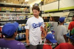 DODGERS AT STAPLES GARDENA