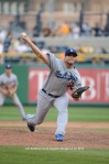 LOS ANGELES DODGERS AT PITTSBURGH PIRATES