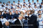 LOS ANGELES DODGERS TEAM PHOTO