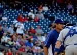 LOS ANGELES DODGERS VS WASHINGTON NATIONALS GAME ONE