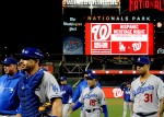 LOS ANGELES DODGERS VS WASHINGTON NATIONALS GAME TWO
