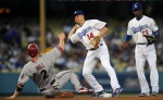 LOS ANGELES DODGERS V ARIZONA DIAMONDBACKS