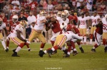 SAN FRANCISCO 49ERS VS ARIZONA CARDINALS