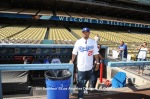 LOS ANGELES DODGER CARL CRAWFORD
