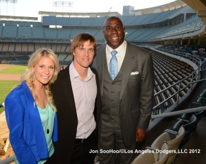 LOS ANGELES DODGERS ZACK GREINKE PRESS CONFERENCE