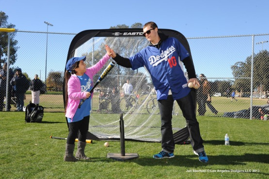 DODGERS DREAM FIELD DEDICATION-RESEDA PARK