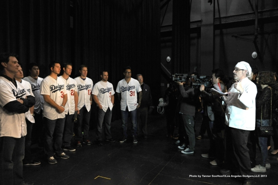 DODGERS CARAVAN AT SANTEE EDUCATIONAL COMPLEX