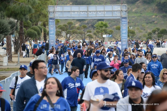 FANFEST AT DODGER STADIUM