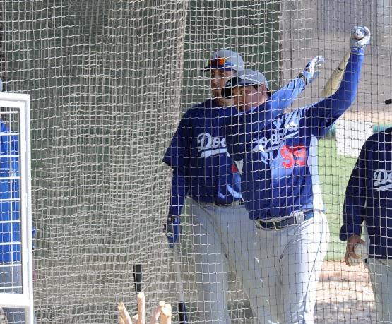 2013 February 14 « Dodgers Photog Blog