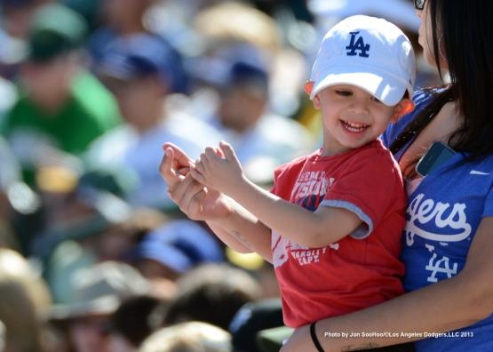 LOS ANGELES DODGERS VS OAKLAND ATHLETICS