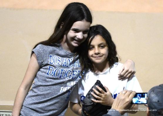 COLORADO ROCKIES VS LOS ANGELES DODGERS