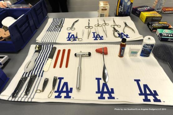 LOS ANGELES DODGERS STADIUM ENHANCEMENTS