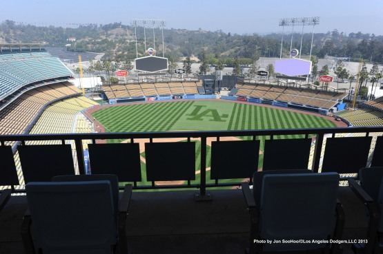 LOS ANGELES DODGERS STADIUM ENHANCEMENTS