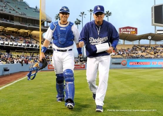 LOS ANGELES ANGELS VS LOS ANGELES DODGERS