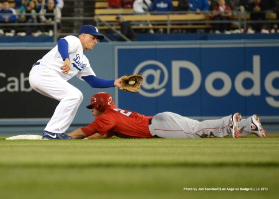 LOS ANGELES ANGELS VS LOS ANGELES DODGERS