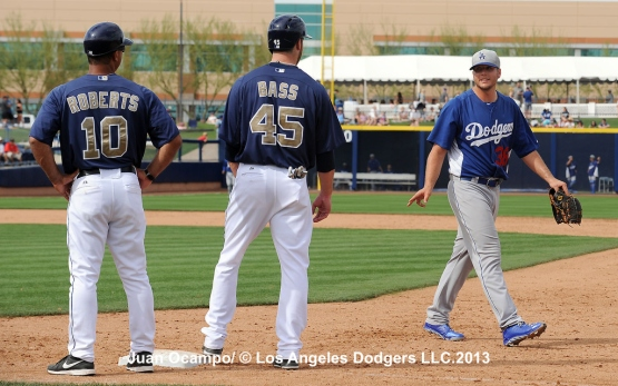 Los Angeles Dodgers Spring Training