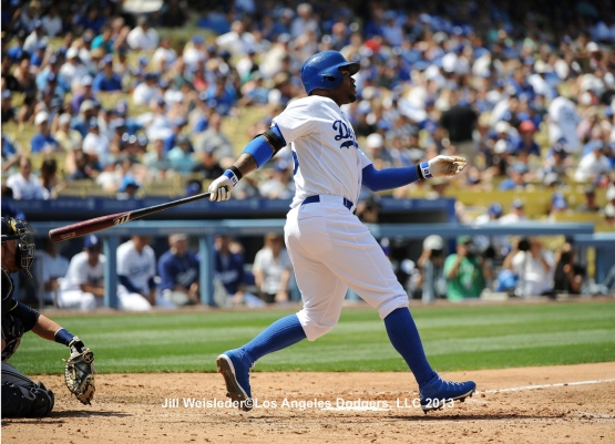 LOS ANGELES DODGERS V MILWAUKEE BREWERS