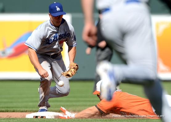 LOS ANGELES DODGERS VS BALTIMORE ORIOLES