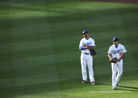 ST. LOUIS CARDINALS VS LOS ANGELES DODGERS