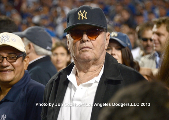 NEW YORK YANKEES AT LOS ANGELES DODGERS