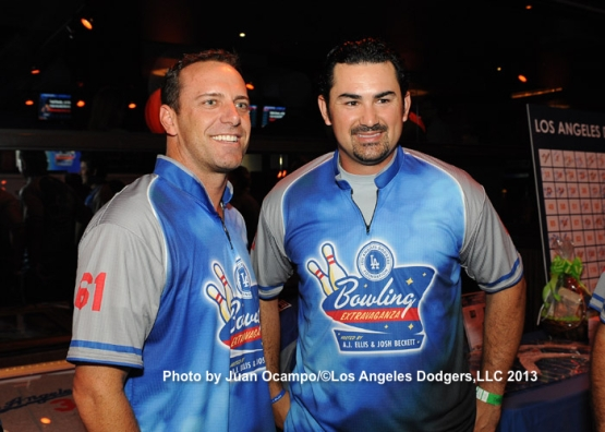 Dodgers Dream Foundation Bowling Extravaganza