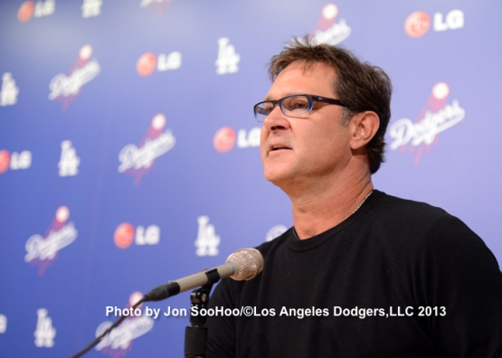 Dodgers Press Conference