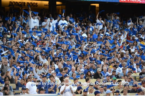 ST.LOUIS CARDINALS VS LOS ANGELES DODGERS
