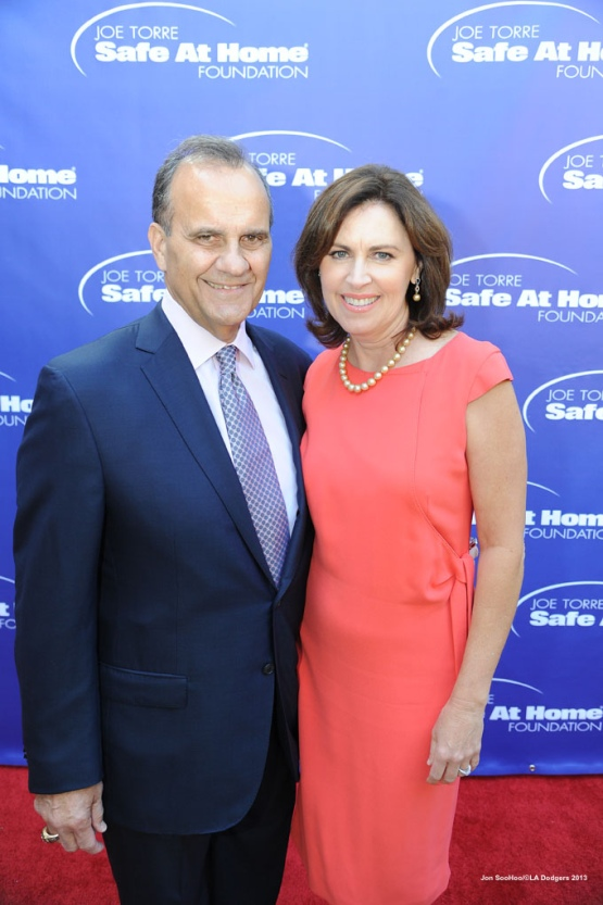 JOE TORRE'S SAFE AT HOME MANAGERS DINNER