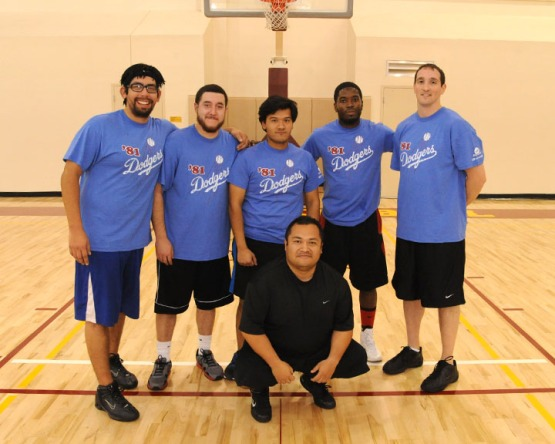 DODGERS 3 ON 3 TOURNAMENT