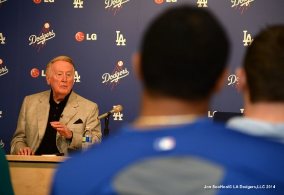 Los Angeles Dodgers Winter Development