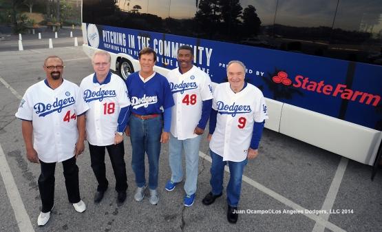 Dodgers Community Caravan