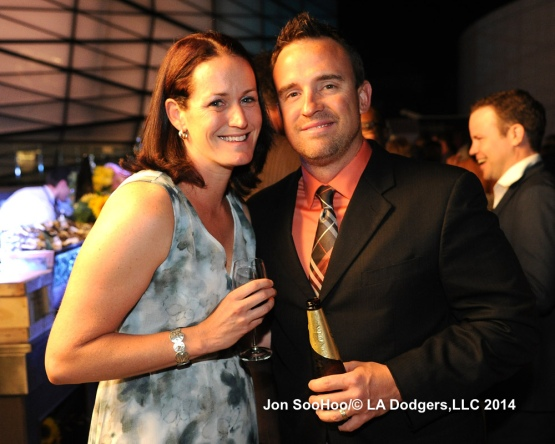 Los Angeles Dodgers attend MLB Gala