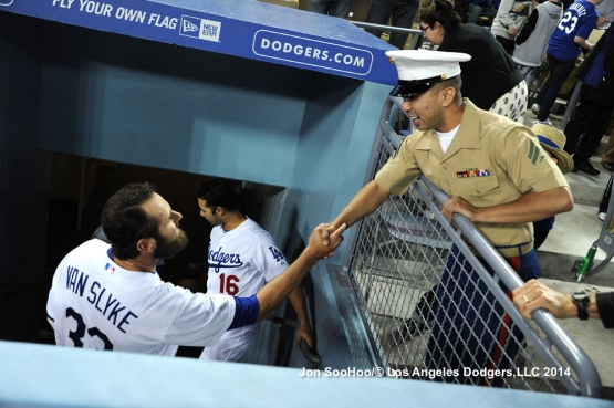 Philadelphia Phillies at Los Angeles Dodgers
