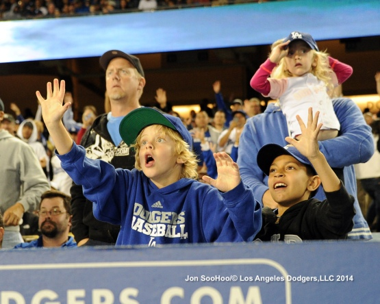 Colorado Rockies at Los Angeles Dodgers