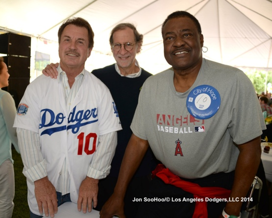 Los Angeles Dodgers Ron Cey at City of Hope Transplant Reunion