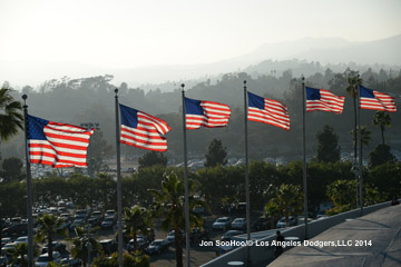 CINCINNATI REDS VS LOS ANGELES DODGERS